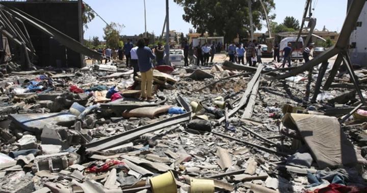 Libia, al-Sarraj ordina di liberare 350 migranti rinchiusi nel centro di detenzione di Tajoura
