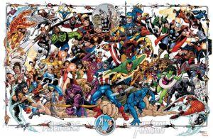 Avengers 41 Years