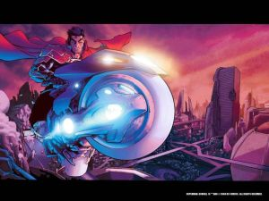 superman – godfall