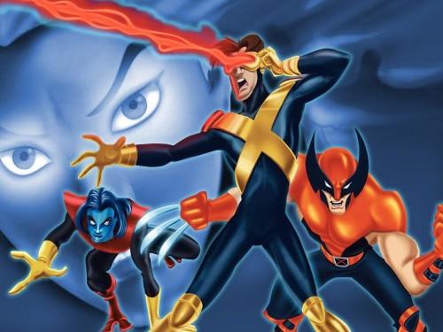 Cartoon X-Men