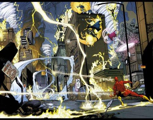 flash – war