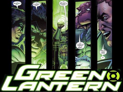 Green Lantern's Oath