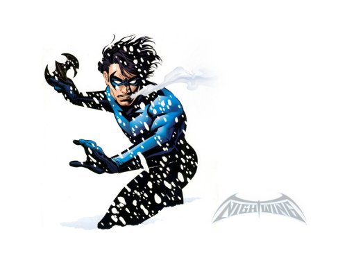 nightwing – whiteout