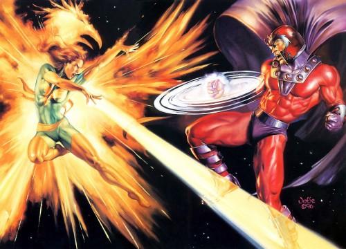 Phoenix vs Magneto