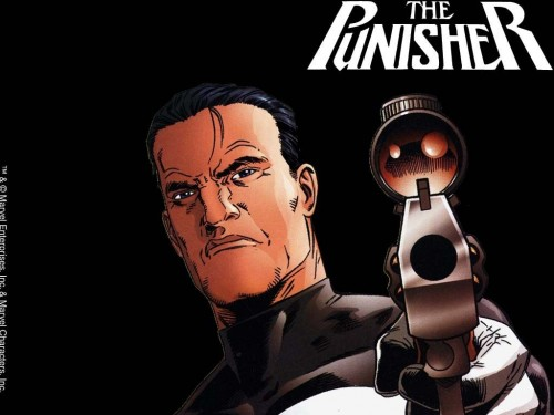 punisher – pistol