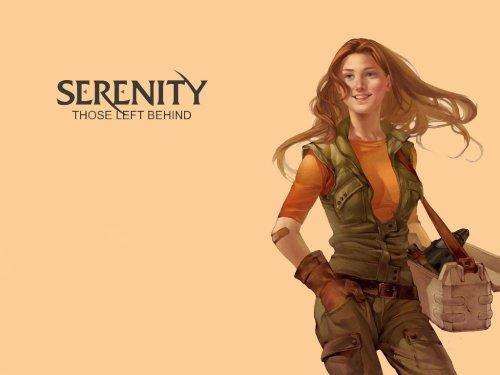 Serenity – Those Left Behind