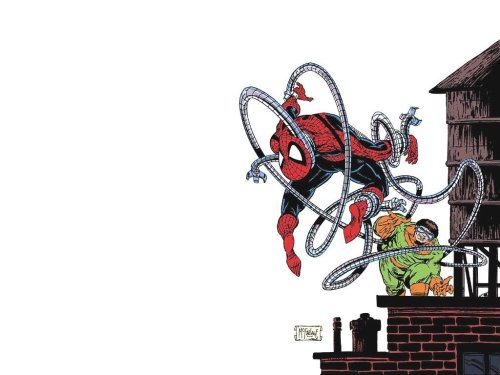 Spider-Man vs Dr Octopus by McFarlane