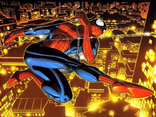 Spider-man – Web Pull