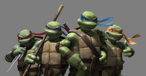 Teenage Mutant Ninja Turtles – CGI