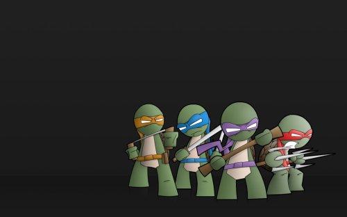 Teenage Mutant Ninja Turtles – Round