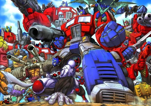 Transformers Through The Ages
