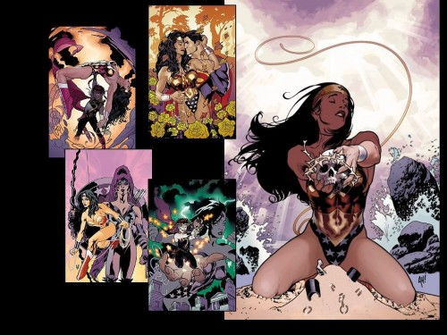 wonder woman – Covers