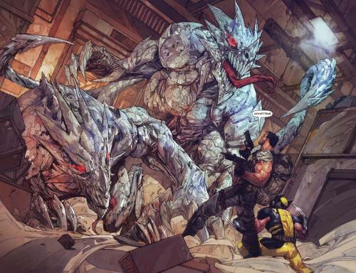Astonishing Tales – Wolverine Punisher