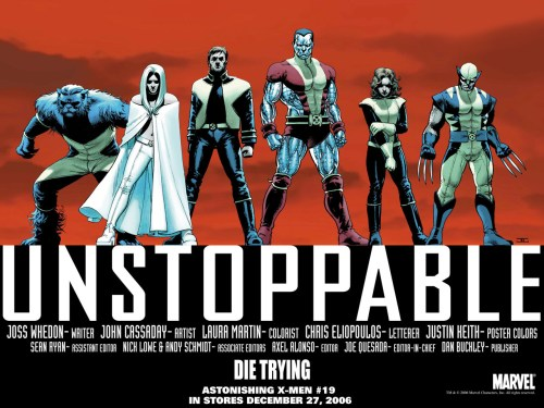 Astonishing X-Men 19 – Unstoppable