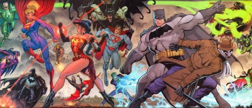 Elseworlds Fight