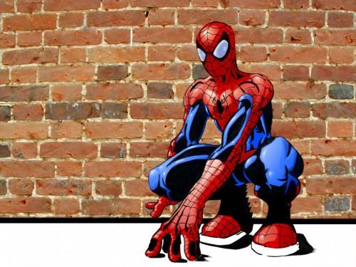 Spider-Man – Floor