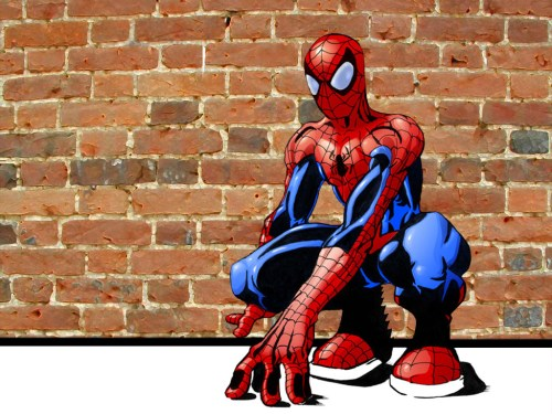 Spider-Man – Floor
