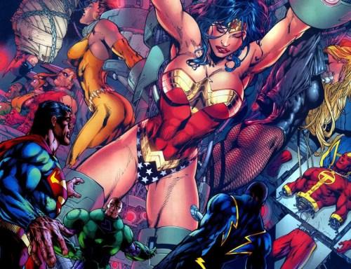 Wonder Woman Bound
