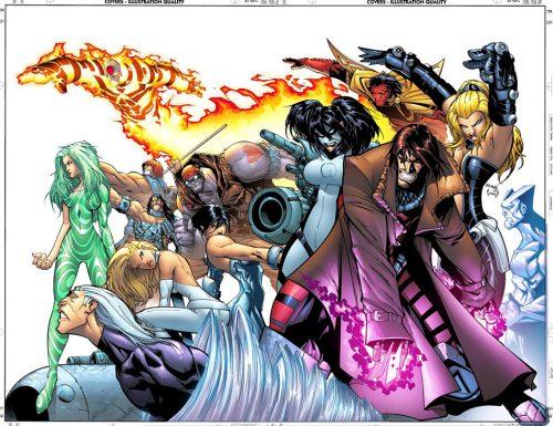 X-Men V2 Cover 200b