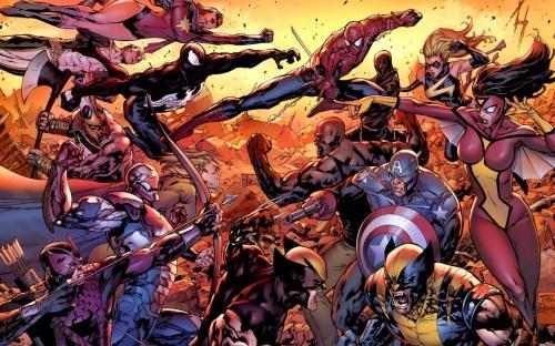 avengers vs new avengers
