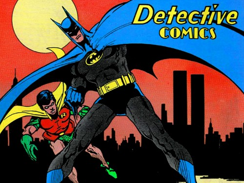 classic detective comics