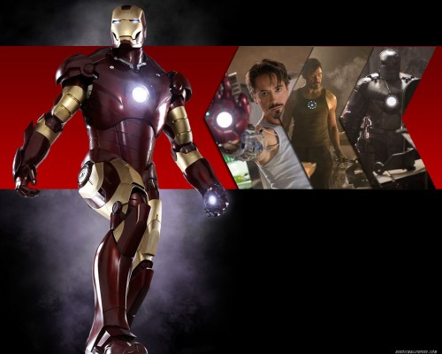 iron man – movie wallpaper