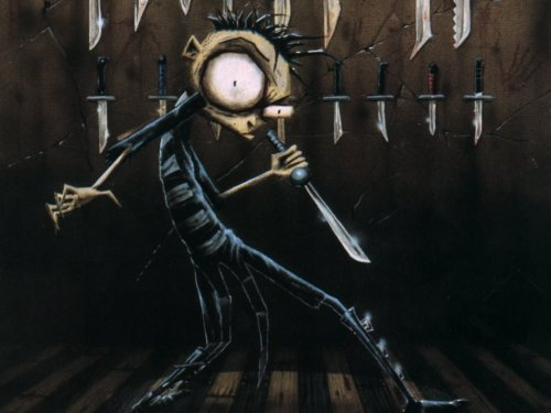 johnny the homicidal maniac – knives