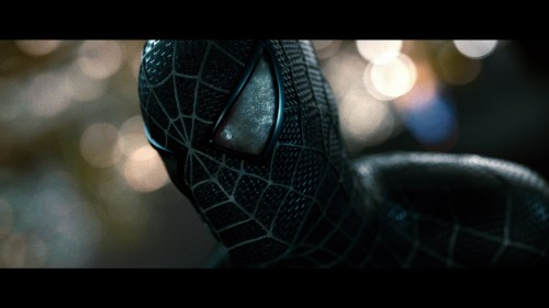 spider-man 3 – black spidey