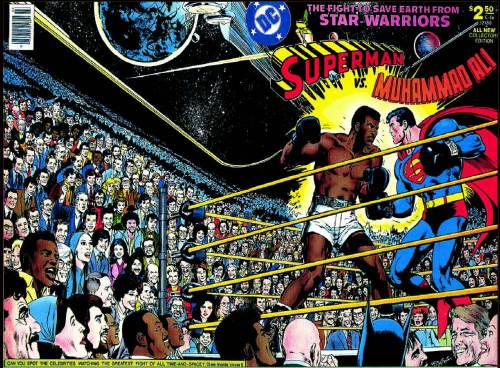 superman vs muhammad-ali