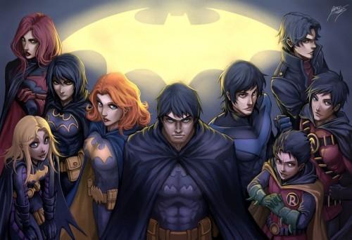 the new bat family
