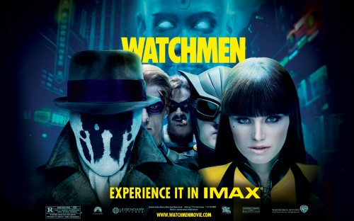 watchmen in imax