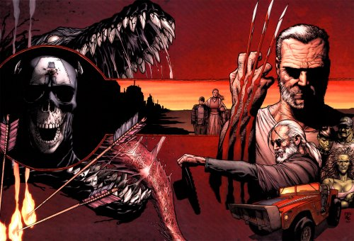 wolverine – old man logan