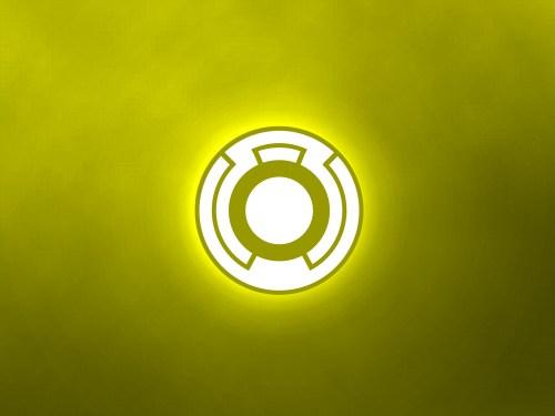 yellow lantern logo