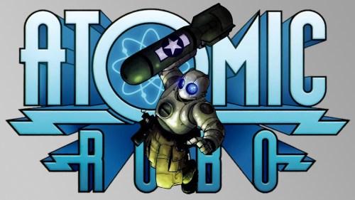 atomic robo with bomb