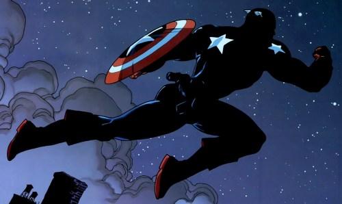 captain america shadow jump