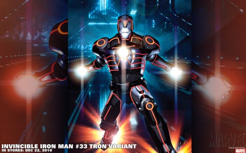 tron iron man