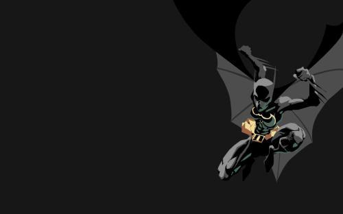 batgirl jumps out