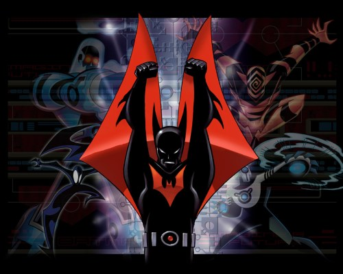 batman beyond – villains