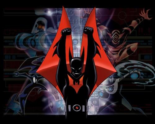 batman beyond – villains