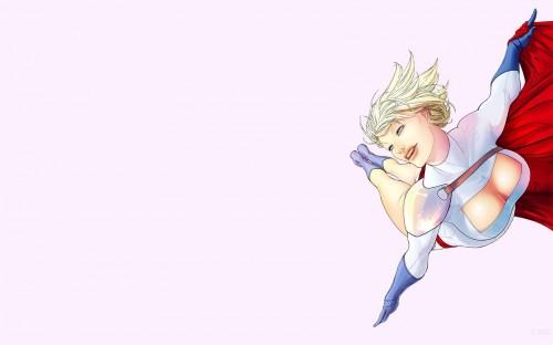 powergirl has nice air bags