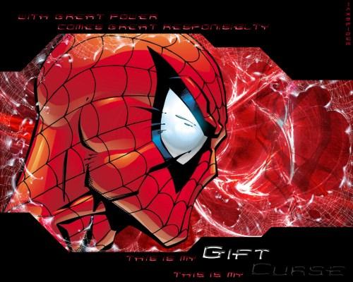 spider-mans gift
