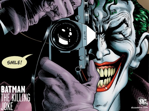 the joker – smile