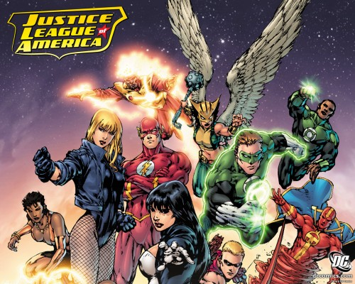 the old new justice league of america