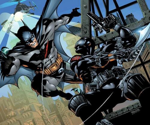 batman vs snake-eyes