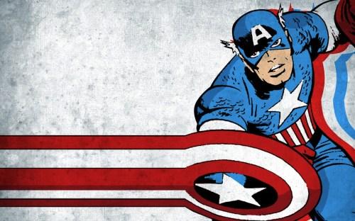 captain america streak