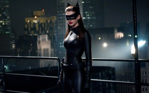 Catwoman from The Dark Knight Rises