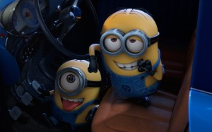 Minions Can Drive