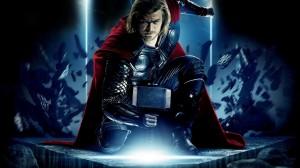 Thor strikes down