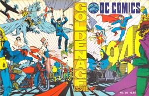 DC Comics Goldenage