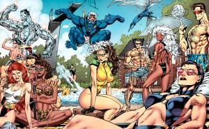 X-men pool